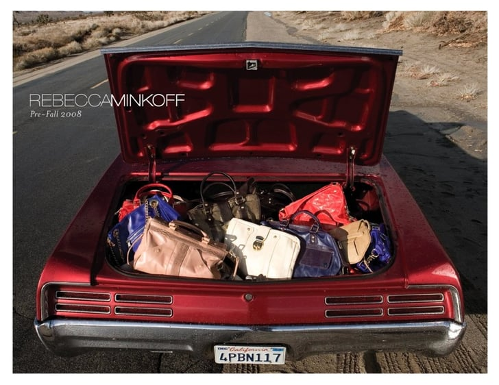 Rebecca Minkoff Fall 08 Look Book